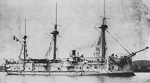 French ironclad Triomphante httpsuploadwikimediaorgwikipediacommonsthu