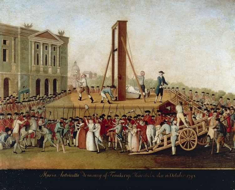 French Revolution The French Revolution Fact or Fiction History in the Headlines