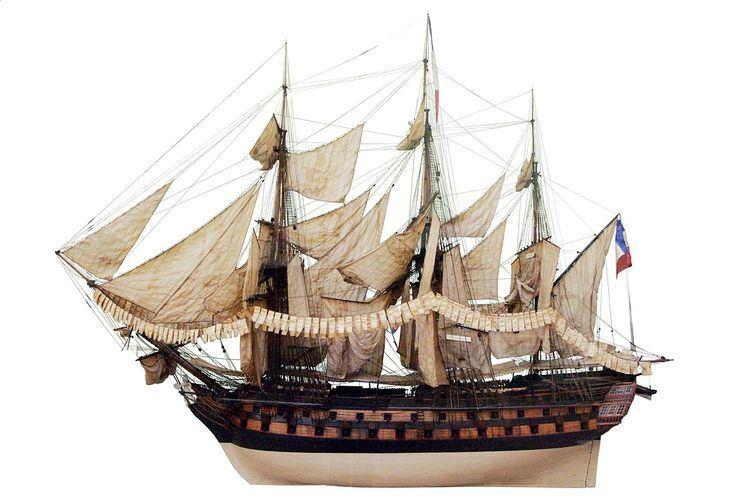 French ship Commerce de Bordeaux (1785)