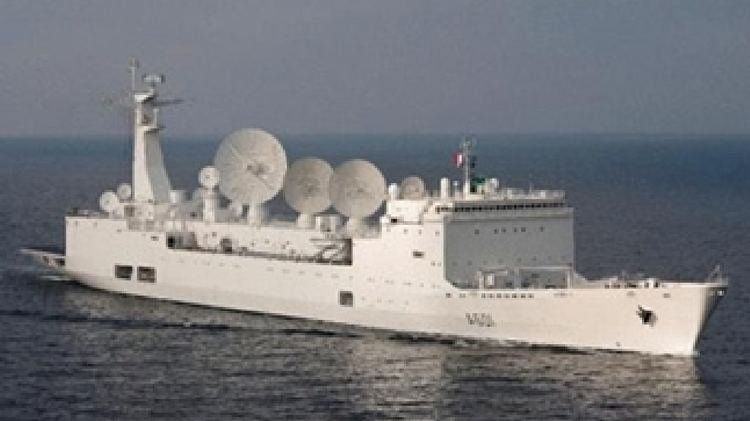 French ship Monge French tracking ship to visit the Holy City WCIV