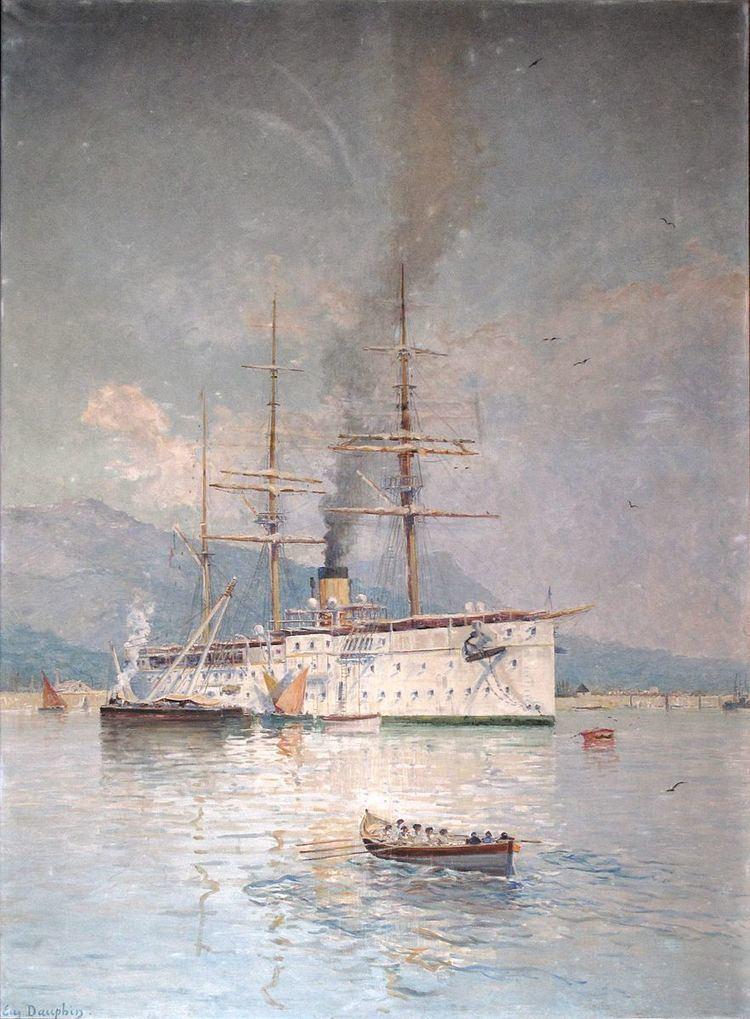 French ship Mytho