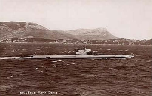 French submarine Doris (Q 135) uboatnetmediaallieswarshipsfrdorisjpg