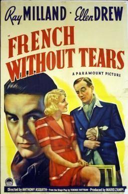 French Without Tears (film) httpsuploadwikimediaorgwikipediaen77022