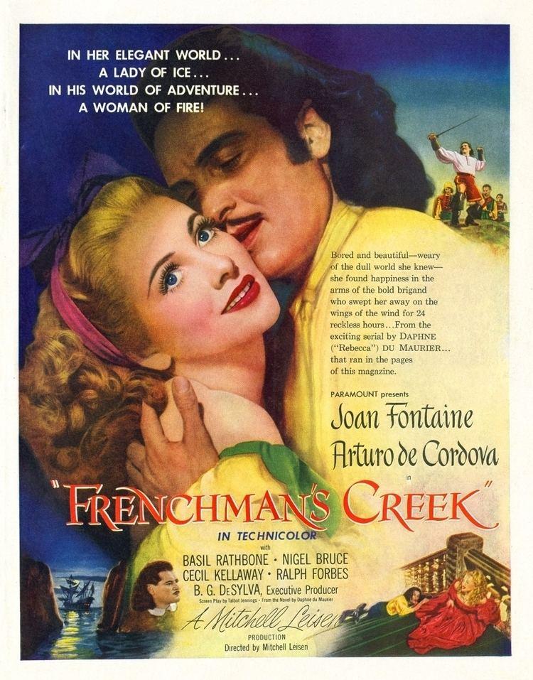 Frenchman's Creek (film) Morelia Tarantino Talks de Cordova Frenchmans Creek Spaghetti