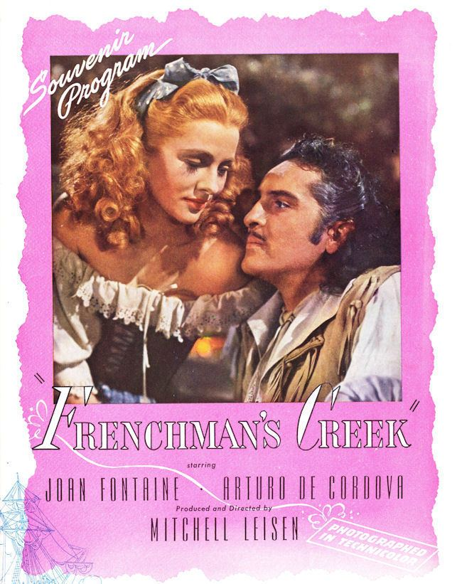 Frenchman's Creek (film) Frenchmans Creek