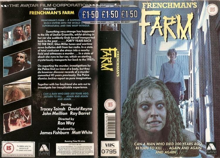 Frenchman's Farm Frenchmans Farm 80s 90s VHS sleeves Pinterest Farming
