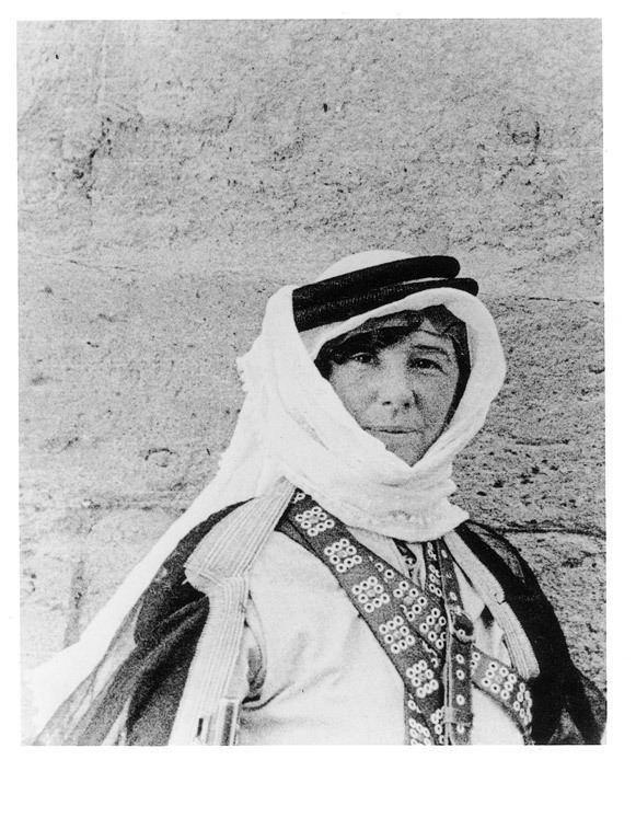 Freya Stark The Southern Gates of Arabia Folio Illustrated Book