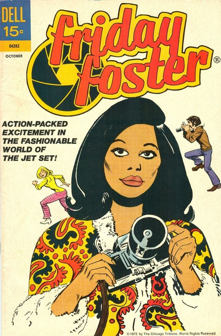 Friday Foster Sequential Crush Unlikely Romance Dell39s Friday Foster