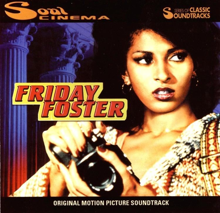 Friday Foster (film) Film Thoughts BLAXPLOITATION MONTH Friday Foster 1975