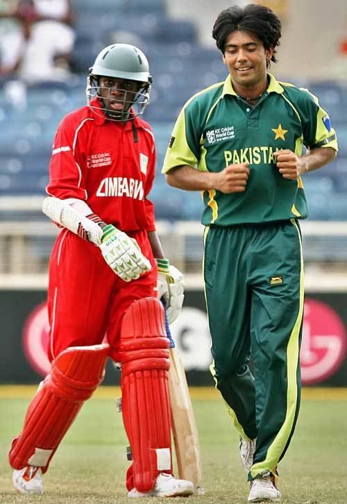 Friday Kasteni (Cricketer) in the past