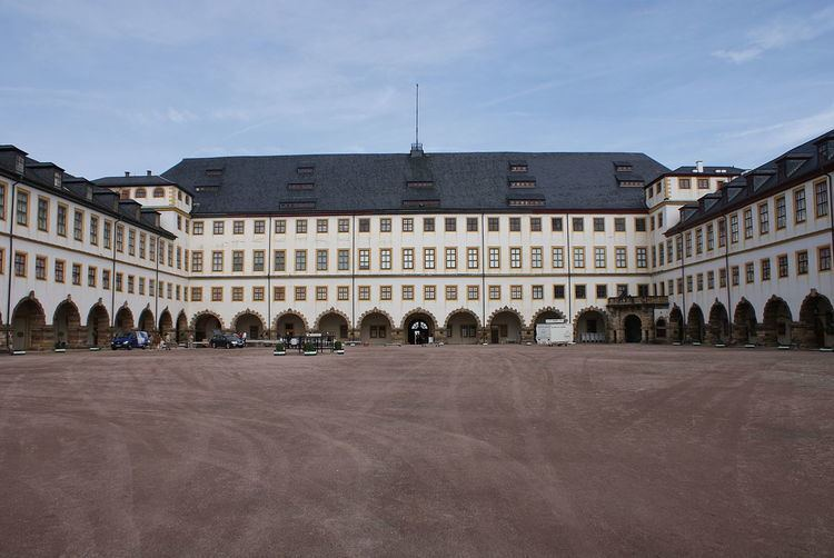 Friedenstein Castle