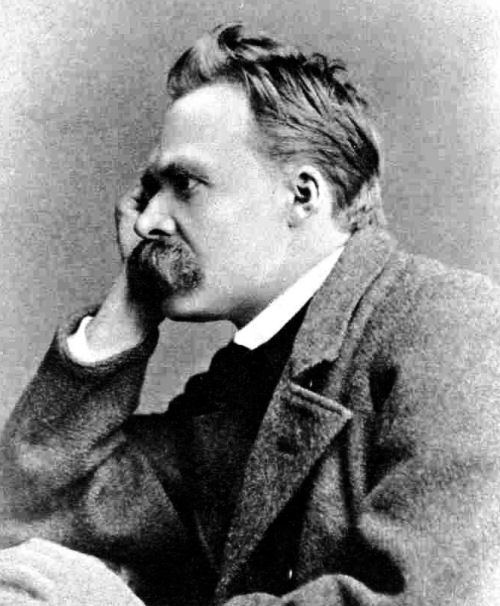 Friedrich Nietzsche Friedrich Nietzsche Oswald Mosley