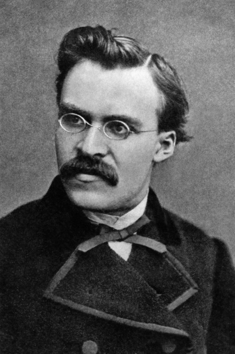 Friedrich Nietzsche Friedrich Nietzsche Wikipedia the free encyclopedia