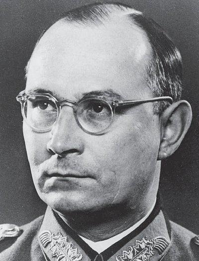 Friedrich Olbricht German Resistance Memorial Center Biographie