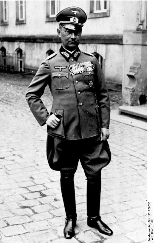 Friedrich Olbricht GdI Friedrich Olbricht Awards Germany Imperial The