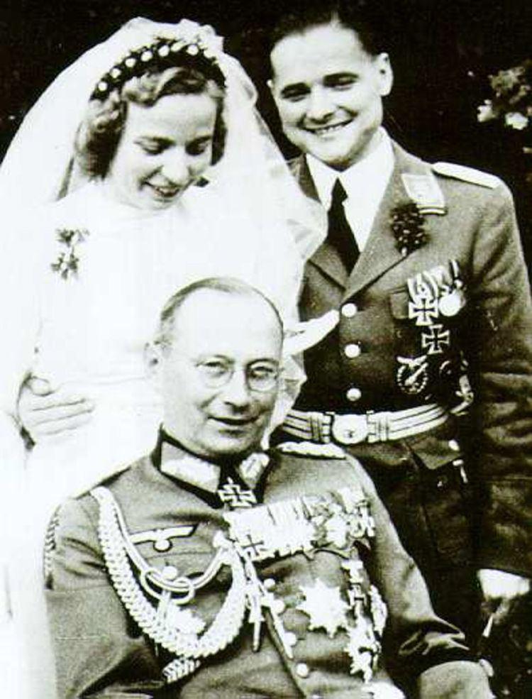 Friedrich Olbricht Olbricht Friedrich WW2 Gravestone
