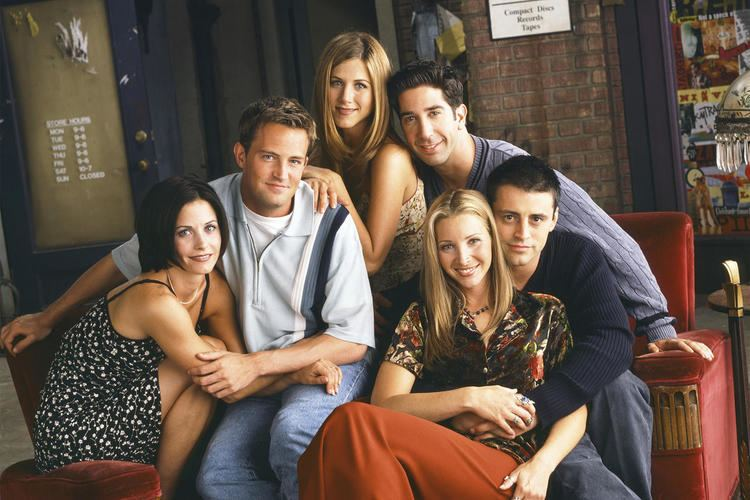 Friends Here39s Photographic Proof of the Friends Reunion Today39s News Our
