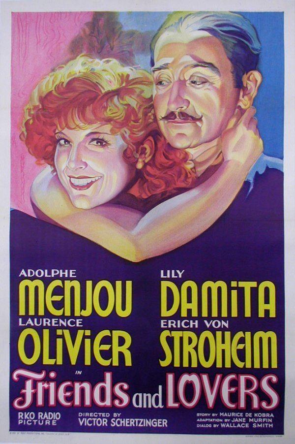 Friends and Lovers (1931 film) torontofilmsocietyorgfiles201511FriendsandL