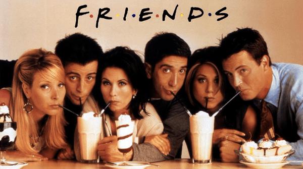 Friends & Lovers (film) Friends Show News Reviews Recaps and Photos TVcom