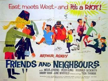 Friends and Neighbours movie poster