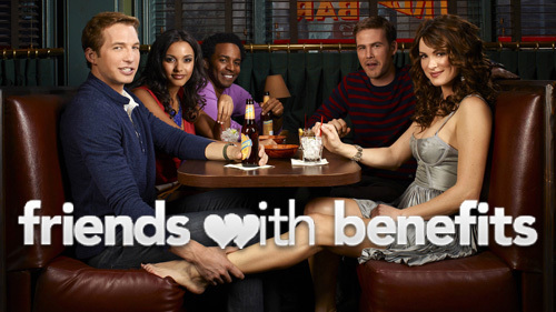friends with benefits date