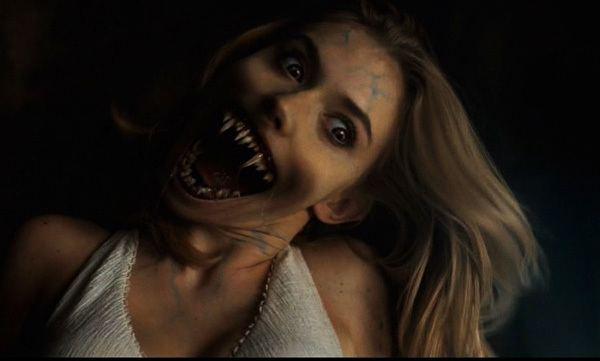 Fright Night II movie scenes fright night 2011 imogen poots vampire big mouth