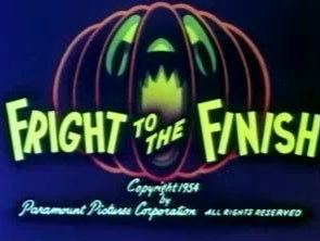Fright to the Finish Popeye Fright to the Finish Old Time Movies and Radio