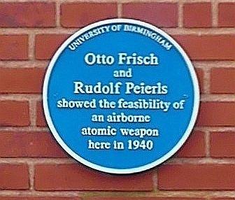 Frisch–Peierls memorandum