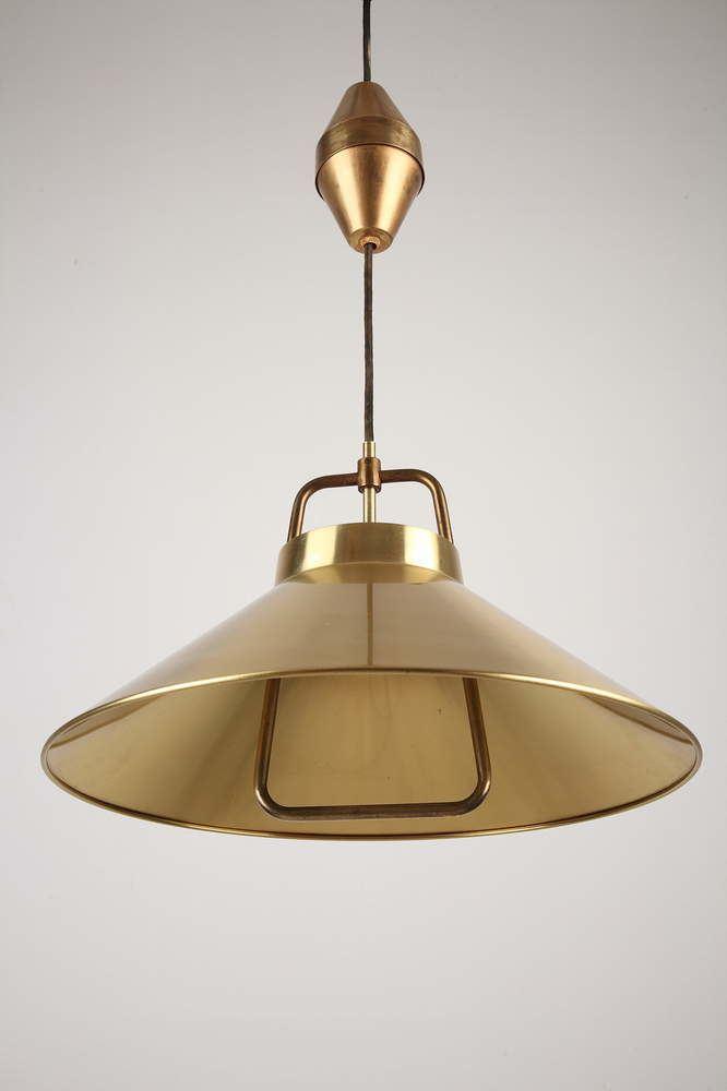 Frits Schlegel 1960s pendant by Frits Schlegel for Lyfa