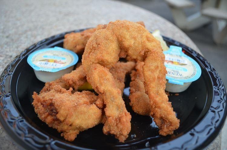 Frog legs Coney Island Oddities Fried Frog Legs At Nathan39s BKLYNER
