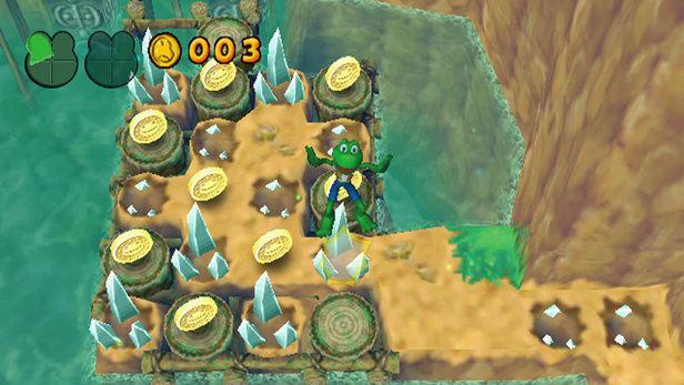 Frogger: Ancient Shadow Frogger Ancient Shadow Game PS2 PlayStation