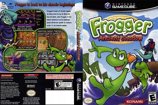 Frogger: Ancient Shadow Frogger Ancient Shadows ISO lt GCN ISOs Emuparadise