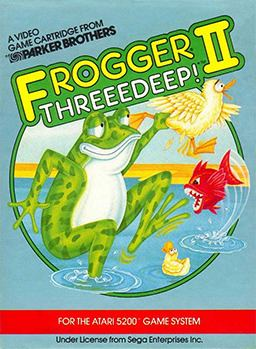 Frogger II: ThreeeDeep! httpsuploadwikimediaorgwikipediaen99eFro