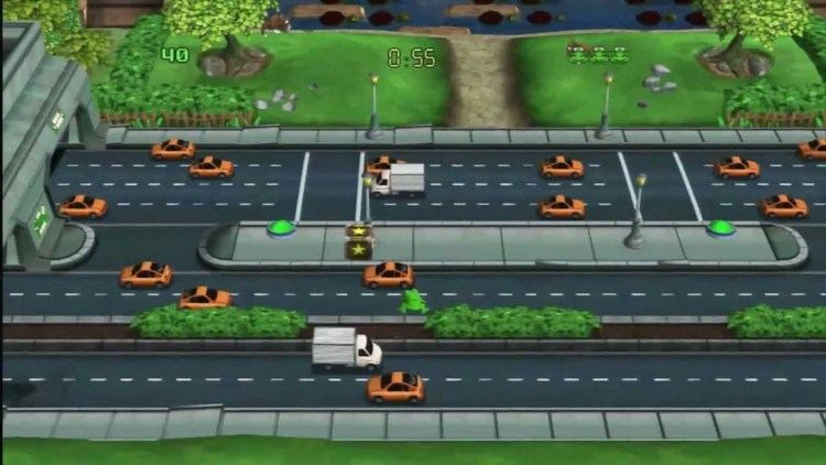 Frogger Returns CGRundertow FROGGER RETURNS for PlayStation 3 Video Game Review