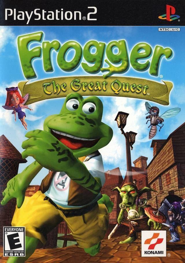 Frogger: The Great Quest httpsgamefaqsakamaizednetbox98313983fro