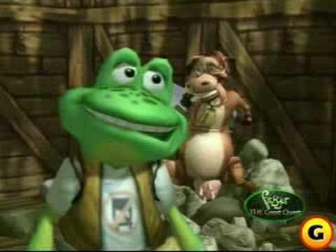 Frogger: The Great Quest Frogger The Great Quest YouTube