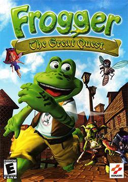 Frogger: The Great Quest Frogger The Great Quest Wikipedia