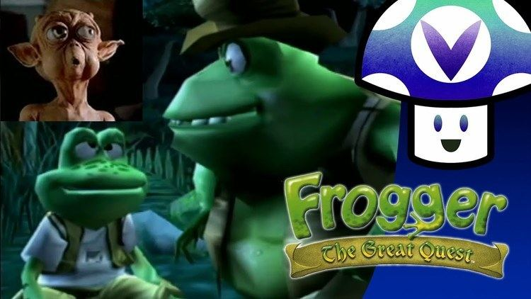 Frogger: The Great Quest Vinesauce Vinny Frogger The Great Quest YouTube
