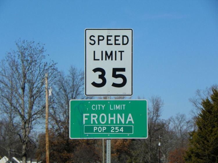 Frohna, Missouri
