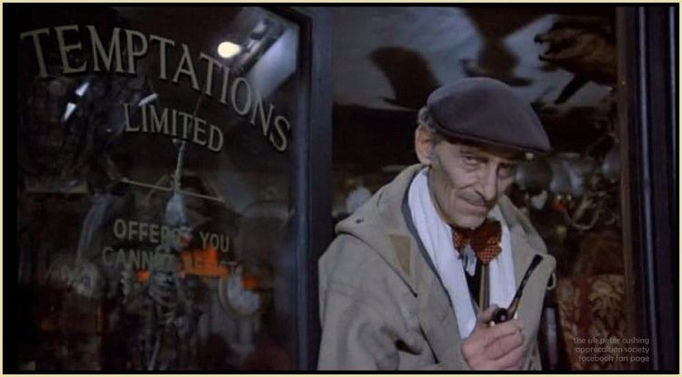 From Beyond the Grave PETERCUSHINGBLOGBLOGSPOTCOM PCASUK TEMPTATIONS LTD PETER