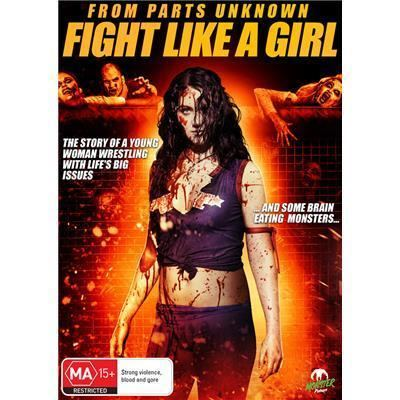 From Parts Unknown: Fight Like a Girl From Parts Unknown Fight Like a Girl DVD JB HiFi