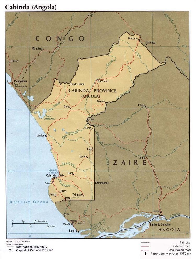 Front for the Liberation of the Enclave of Cabinda