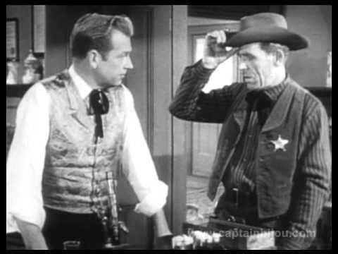 Frontier Doctor 1956 FRONTIER DOCTOR quotDanger Valleyquot Rex Allen TV show YouTube