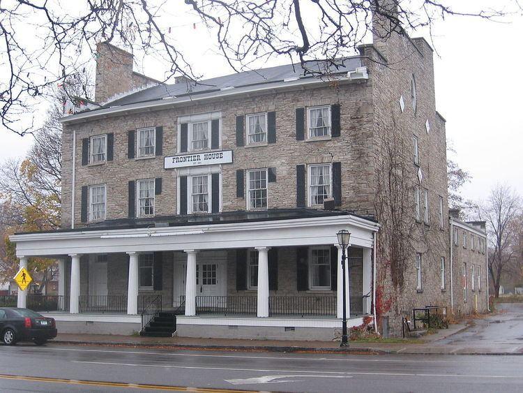Frontier House (Lewiston, New York)