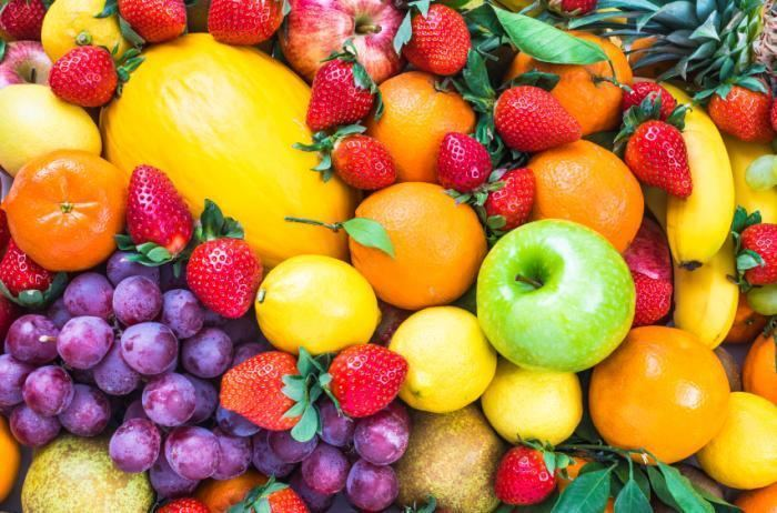 Fruit Eating fresh fruits daily may reduce your risk of cardiovascular