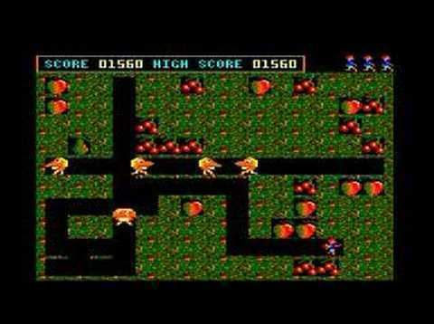 Fruity Frank Fruity Frank on the Amstrad CPC YouTube