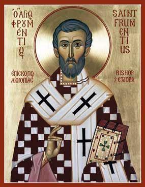 Frumentius Saint Frumentius of Ethiopia as a Model for our Lives MYSTAGOGY