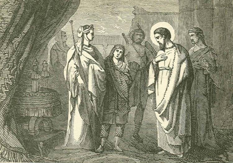 Frumentius SAINT FRUMENTIUS