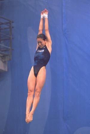 Fu Mingxia Fu Mingxia Chinese athlete Britannicacom