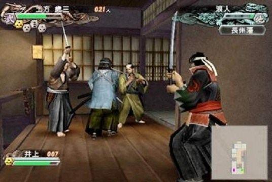 Fu-un Shinsengumi wwwtheisozonecomimagesscreensplaystation4835